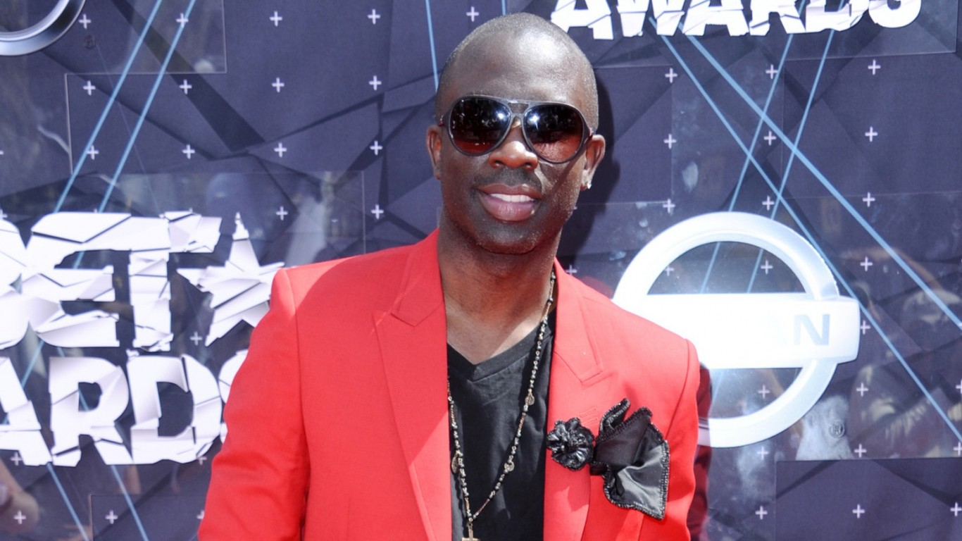 Supermodel-actor Sam Sarpong dies jumping from bridge