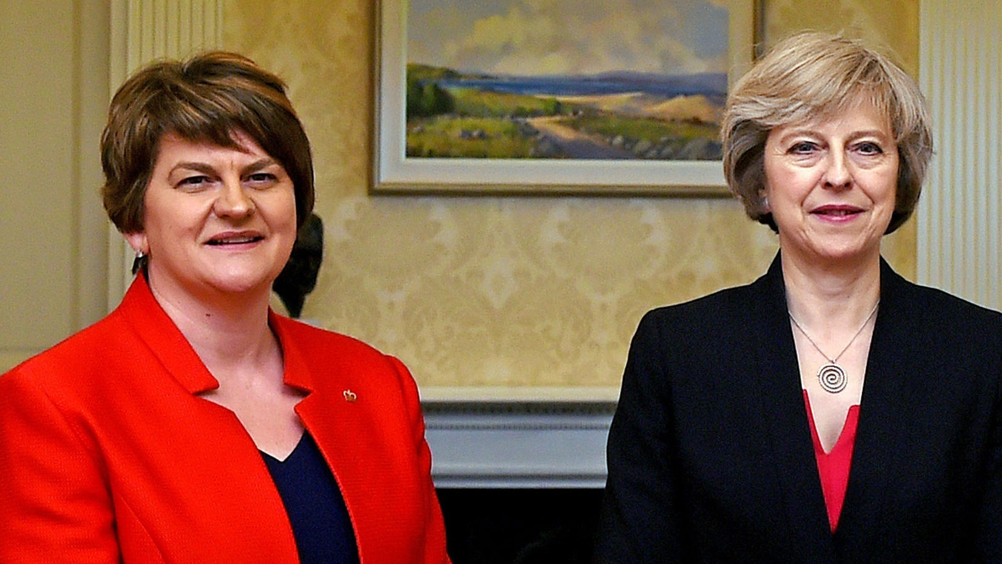 May-Northern Ireland's DUP deal thrown into confusion