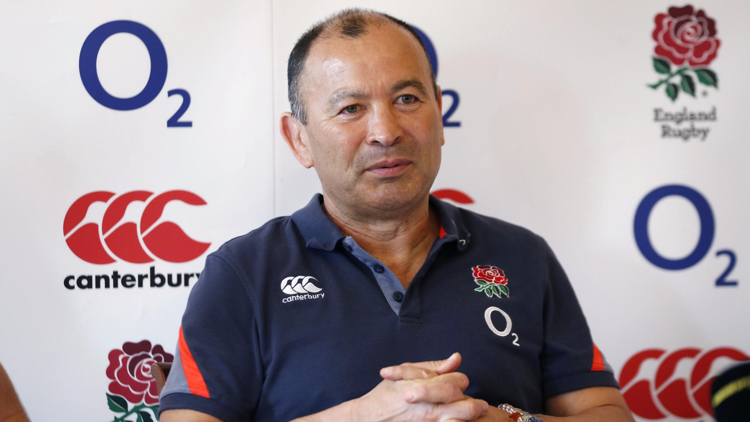 Eddie Jones praises England effort as tourists tie up Test series success