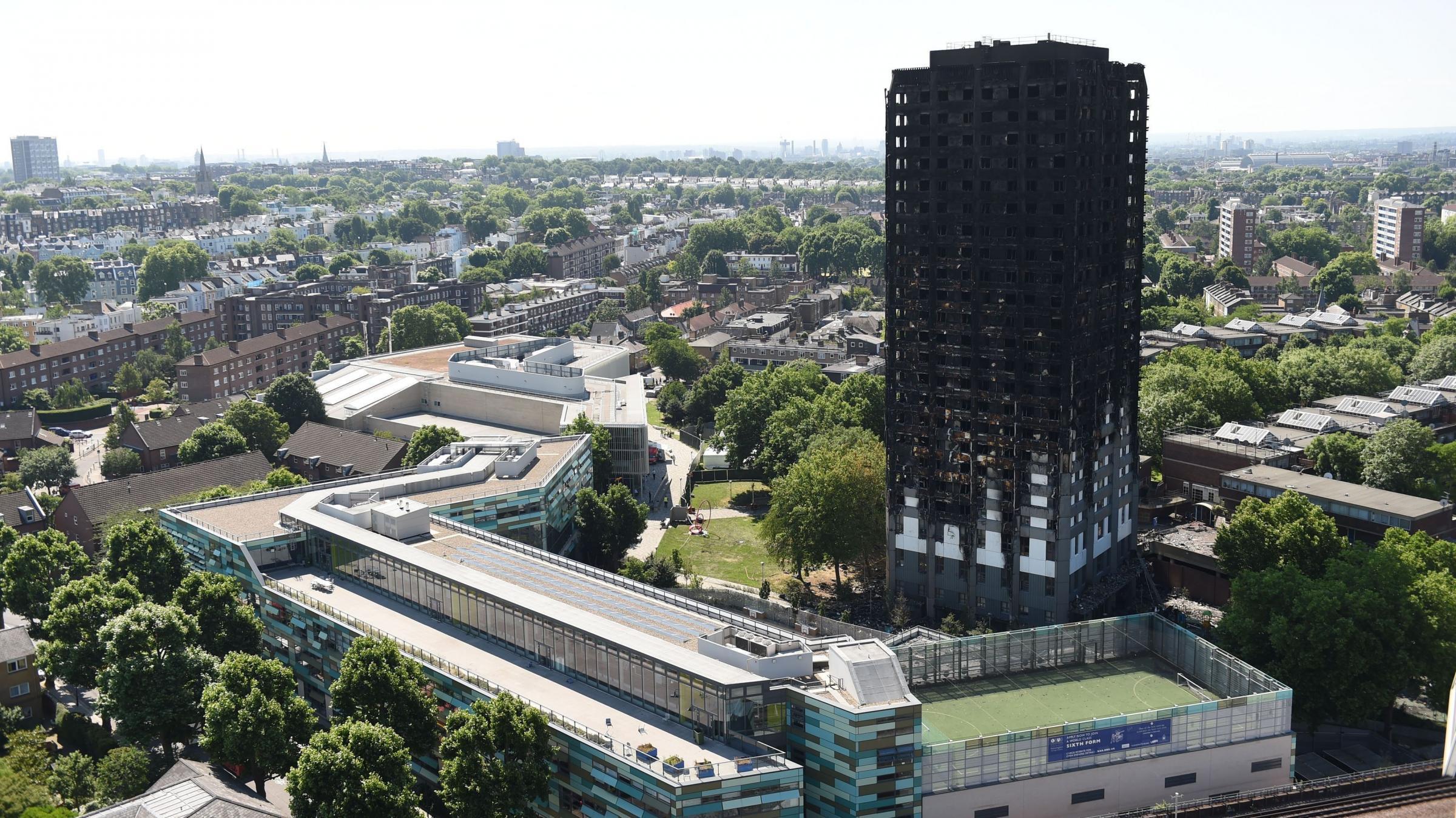 79 people presumed dead in London tower fire