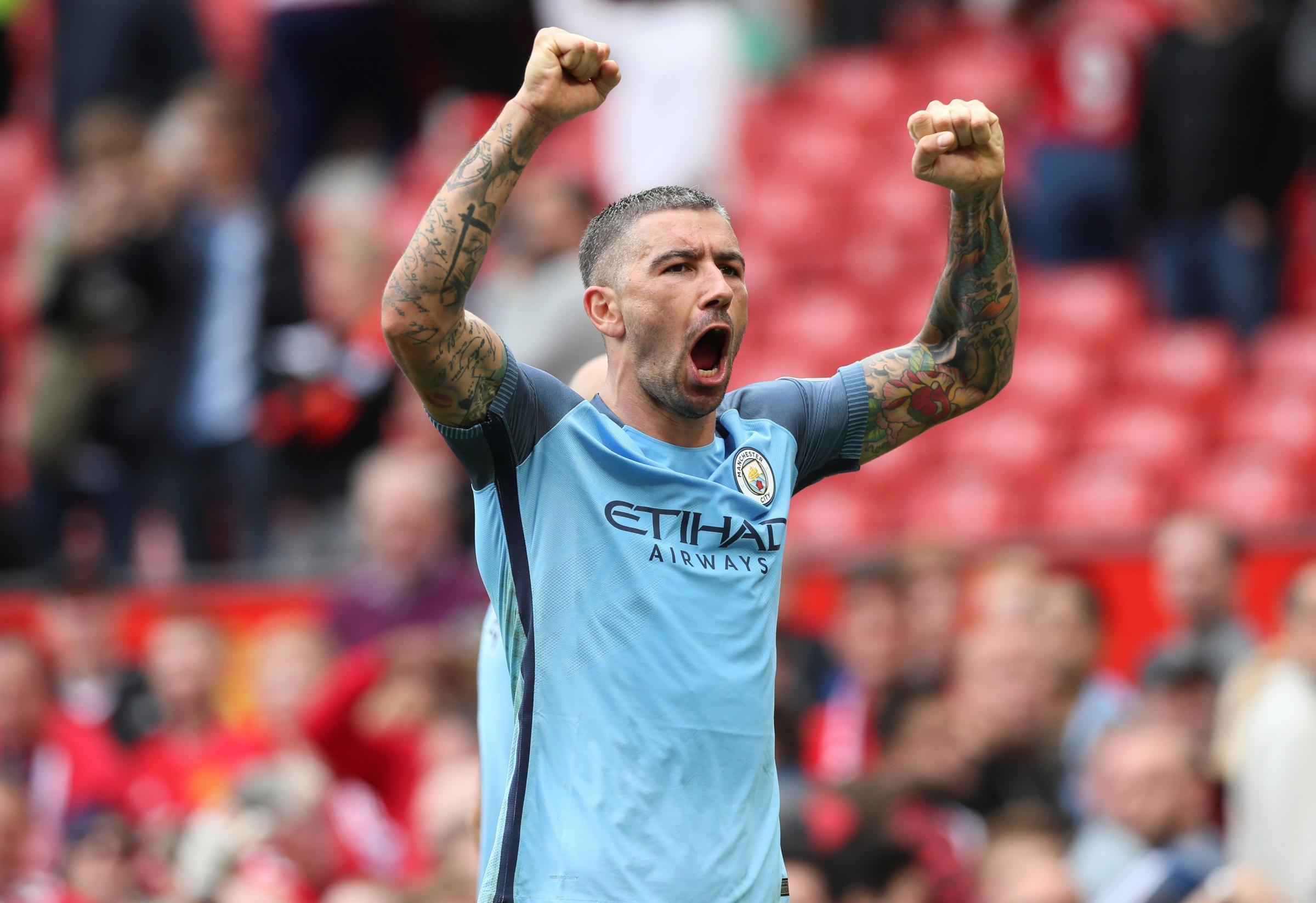 Aleksandar Kolarov: Man City will let full-back leave club to join Roma