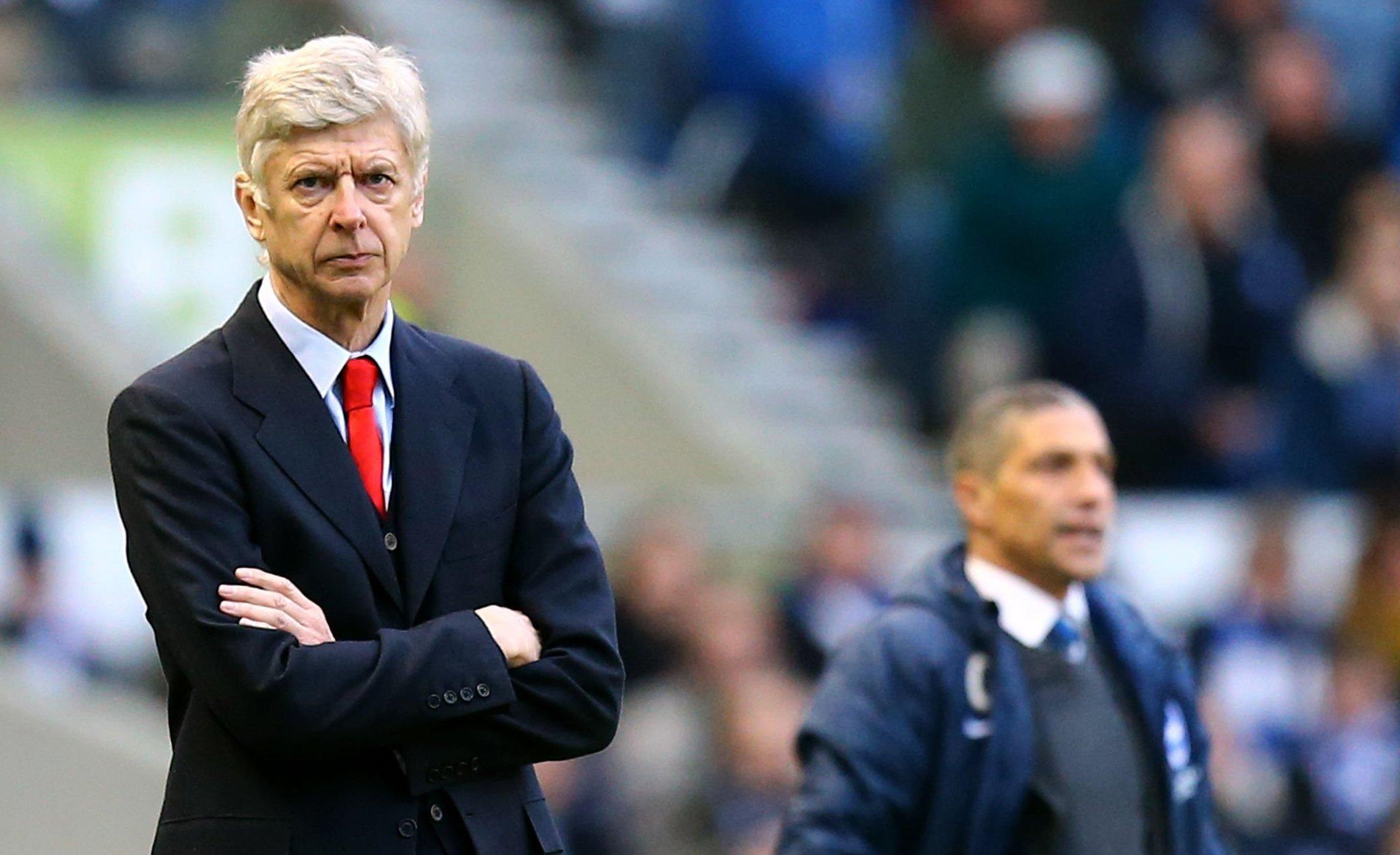 Brighton manager Chris Hughton hoping to emulate past Emirates success against Arsenal