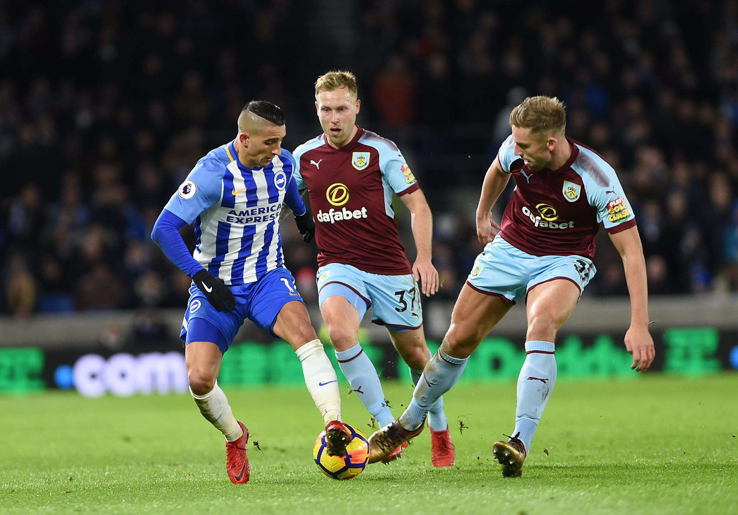 Brighton see off Coventry to reach FA Cup quarter-finals