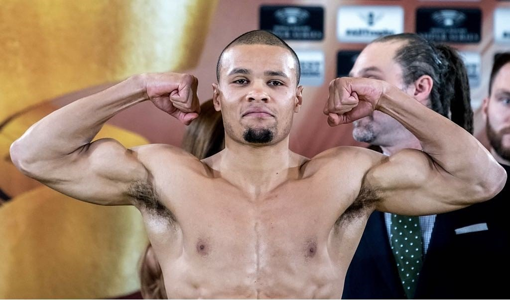 Eubank Jr promises to send Groves into retirement