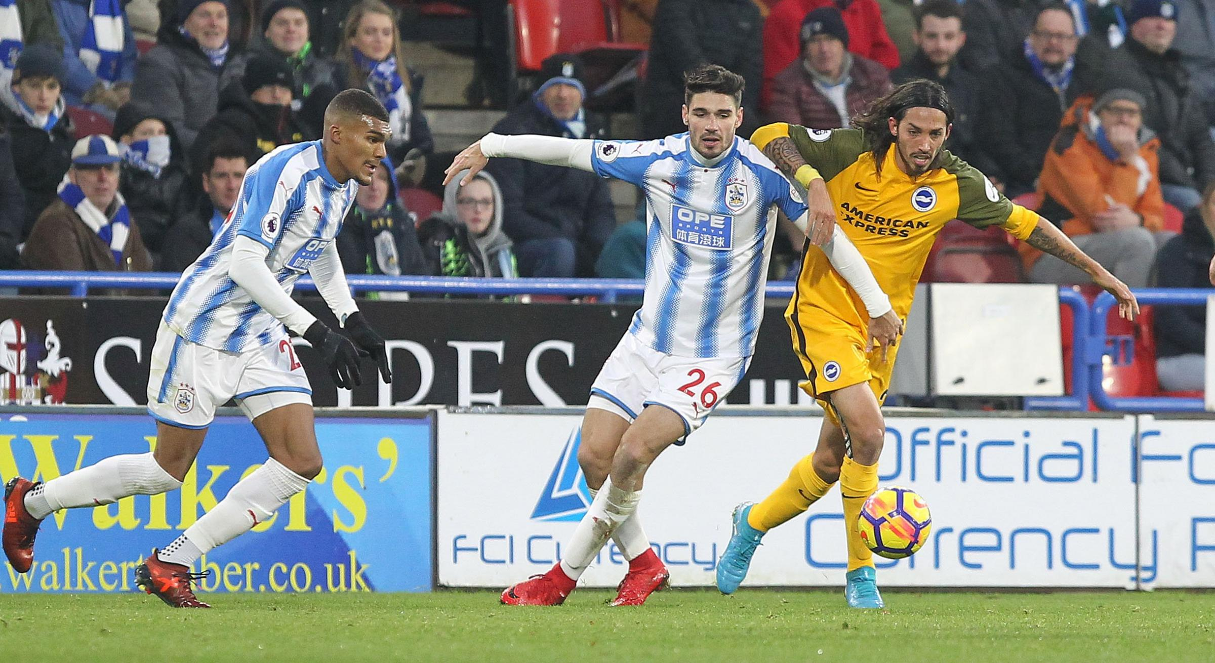 Huddersfield Town on track to avoid relegation