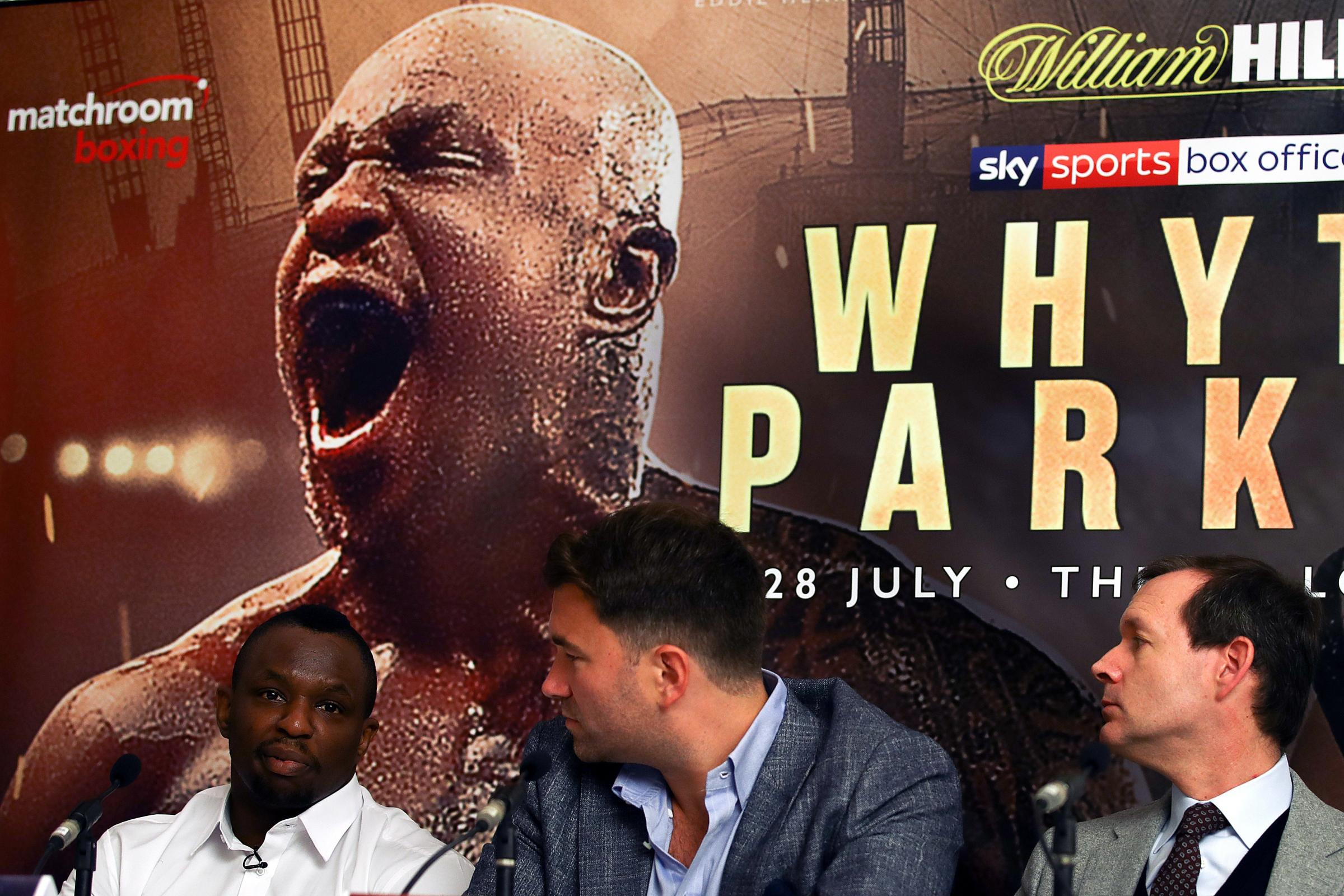 Joseph Parker talks with Mike ahead of his big fight