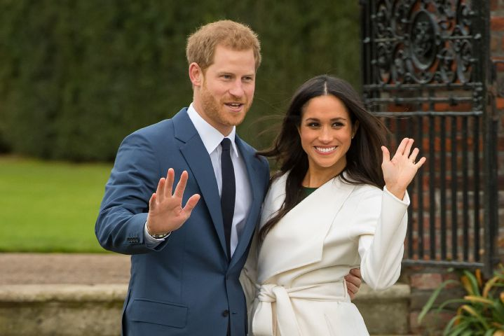 Sorry, Meghan it will take more than shutting a vehicle  door — PORTER